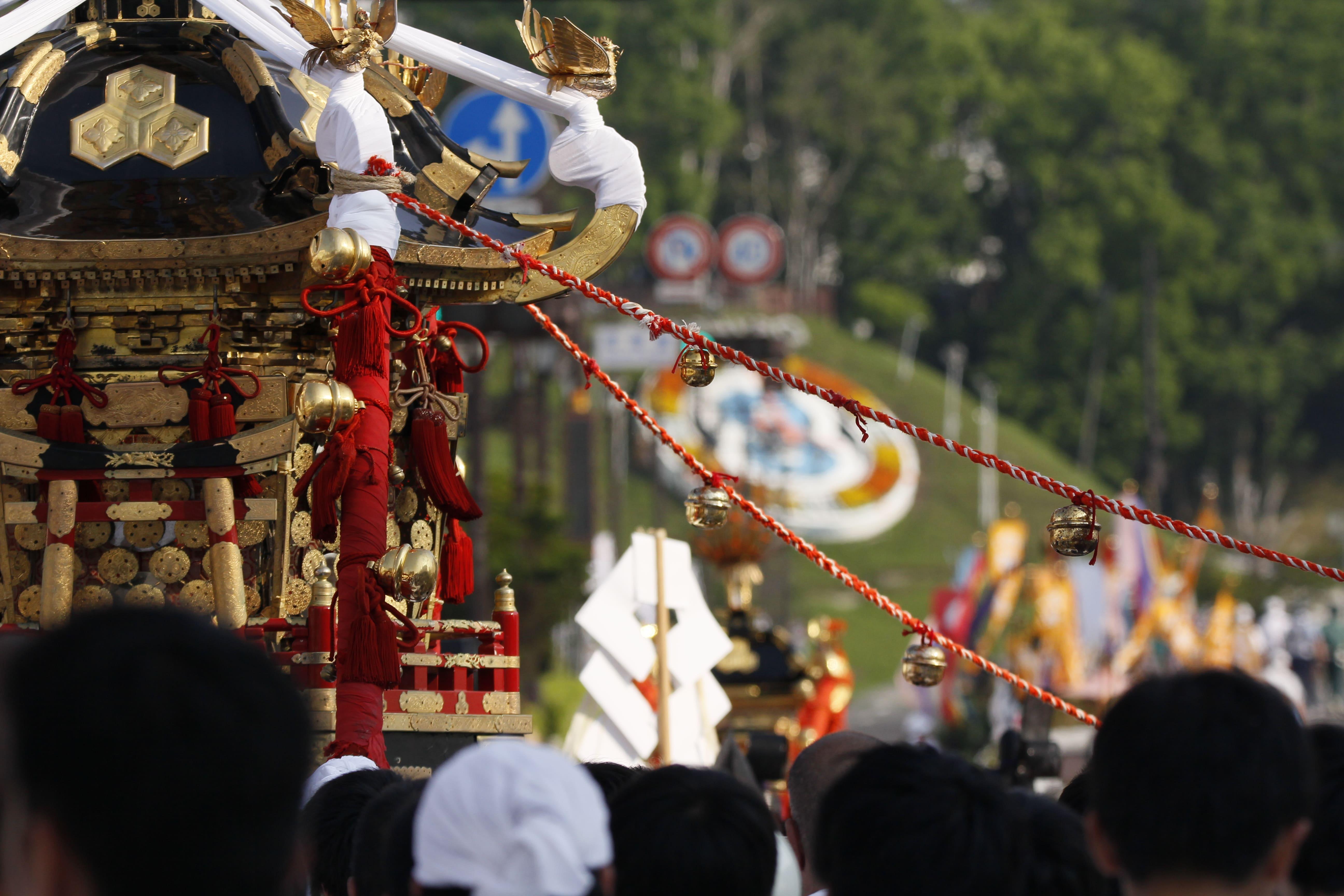 夏季例大祭(くしろまつり)